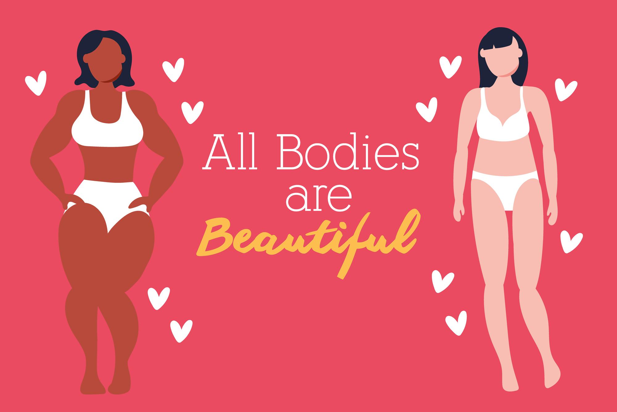 Αγάπησε το σώμα σου! - Angels World